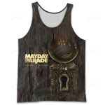 MAPA600 Tank Top - Monsters in the Closet - Personalized Your Name