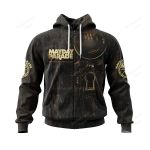 MAPA600 Zip Hoodie - Monsters in the Closet - Personalized Your Name