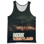 MAPA800 Tank Top - Sunnyland - Personalized Your Name