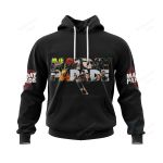 MAPA000 Hoodie - Personalized Your Name
