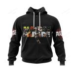 MAPA000 Zip Hoodie - Personalized Your Name