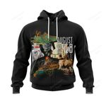 A8BR000 Zip Hoodie - Personalized Your Name