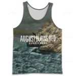 A8BR100 Tank Top - Guardians - Personalized Your Name