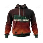 A8BR200 Hoodie - Constellations - Personalized Your Name