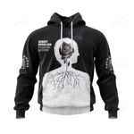 A8BR600 Hoodie - Phantom Anthem - Personalized Your Name