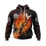 A8BR800 Zip Hoodie - Rescue & Restore - Personalized Your Name