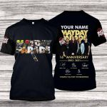 MAPA000 T-Shirt - Personalized Your Name