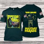 MAPA100 T-Shirt - Tales Told by Dead Friends - Personalized Your Name