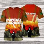 MAPA200 T-Shirt - A Lesson in Romantics - Personalized Your Name