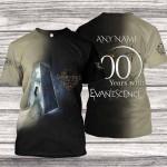 """EVAN500 - """"The Open Door"""" T-Shirt - Personalized Name & Number"""