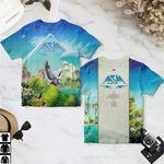 ASIA 500 - ALPHA - ALL OVER PRINT