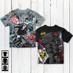 DHJO 100 - BOOM - ALL OVER PRINT