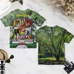 THTE 200 - Psychedelic Shack - ALL OVER PRINT