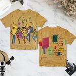 CHIC 400 - TAKE IT OFF - ALL OVER PRINT