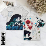 KENE 1100 - UNDER THE IRON SEA - ALL OVER PRINT