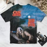 OZOS 300 - BARK AT THE MOON - ALL OVER PRINT