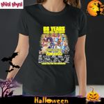 PARL 66 - Official 66 Years 1955 2021 Parliament Funkadelic Signatures Thank You For The Memories T-Shirt