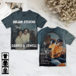 SUST 300 - CARRIE & LOWELL - ALL OVER PRINT