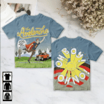 SUST 700 - THE AVALANCHE - ALL OVER PRINT