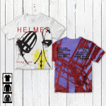 HELM 200 - STRAP IT ON - ALL OVER PRINT