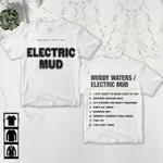 MUWA 900 - ELECTRIC MUD - ALL OVER PRINT