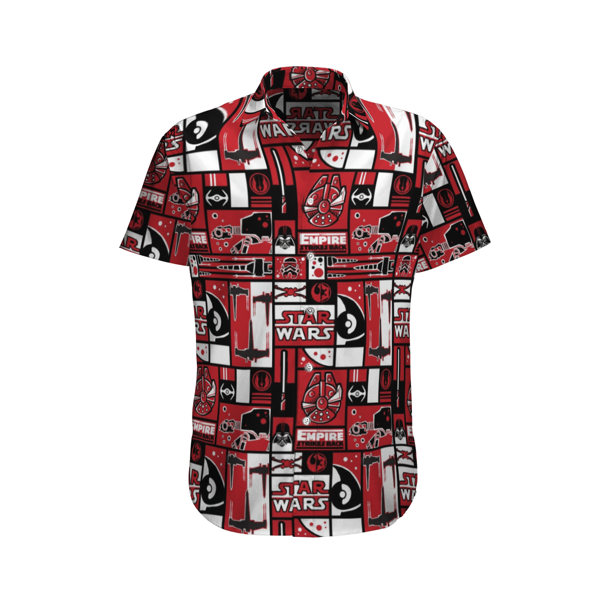 Star wars Empire With All features Hawaiian Shirt