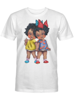 Play Study Grow Together- Black Kid Friends