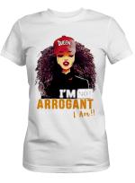 I'm Not Arrogant