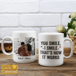 Personalized Mug - Gift For Her For Him Valentine's Day Gift Custom Name