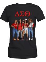 Friends AZO Delta Sigma Theta 1913 Shirt