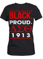 Black Pround AMO 1913 Shirt