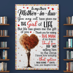 Daughter To Mother In Law Canvas