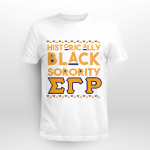 Historically Black Sorority Sigma Gamma Rho
