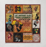 African American Art They Whispered To Her Quilt