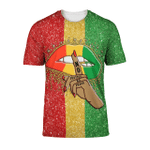 Juneteenth Love All Over Apparel