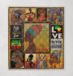 Black Woman Art They Whispered To Her Quilt