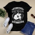 Black King And Daughter Not Always Eye To Eye Shirt