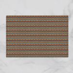 African Pattern Door Mat