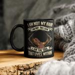 I Am Not My Hair Mug