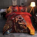 Native Amercian Skull HT1910104T Bedding Sets