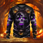 Premium Unique Halloween Skull Sweatshirt DNH200801   Monlovi
