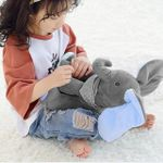 Pilo Peek-A-Boo Elephant Toy