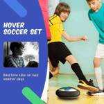The Hover Ball - Indoor Air Sports Game Set
