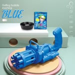 Gatling Bubble Machine 2021 Cool Toys