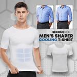 🔥Summer Limited Time🔥 Men's Shaper Cooling T-Shirt