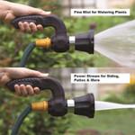 High Pressure Garden Watering Hose Nozzle Sprayer