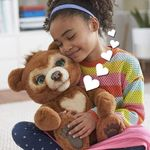 🔥Hot Sale🔥The Curious Bear Interactive Plush Toy