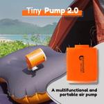"Xnibblerâ""¢ TINY Pump X : The Smallest Air Pump & Lantern 3 In 1"