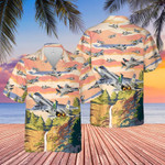 US Air Force Hawaiian Shirt   For Men & Women   Adult   HW7851