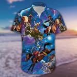 Amazing Cowboy Hawaiian Shirt | For Men & Women | Adult | HW8138